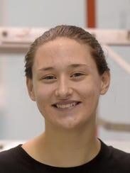 Aubrey Davis, Centerville High School swimming