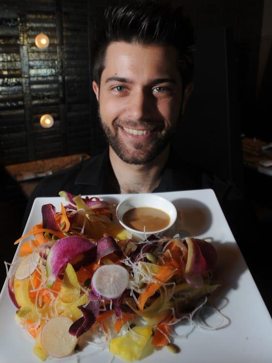 Restaurant Review Q Sushi 1