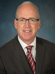 David Manderscheid is the University of Tennessee's new provost and senior vice chancellor.