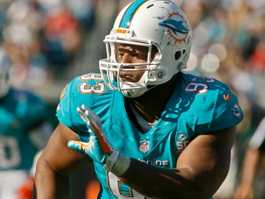 DTNdamukong Suh is a veteran of eight NFL seasons.