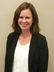 Santiam Service Integration/Community Liaison Coordinator Melissa Baurer
