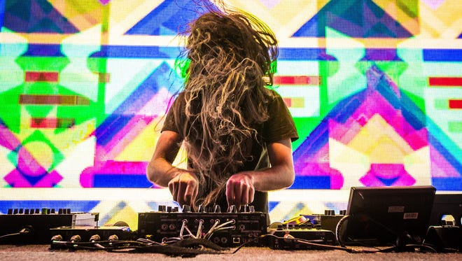 Bassnectar headlines the Freaky Deaky two-night EDM festival at the Wisconsin Center.