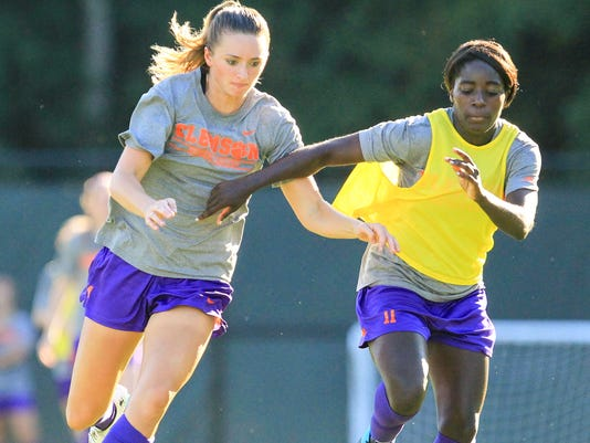 Clemson women's soccer
