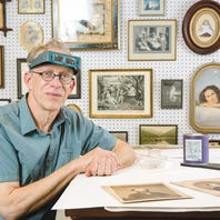 Gary Albright preserves precious, priceless documents