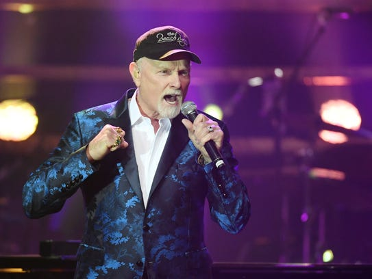 Mike Love of the Beach Boys  will perform at the Freeman Stage in 2018.