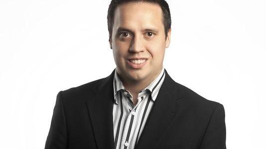 The Rev. Tony Suarez