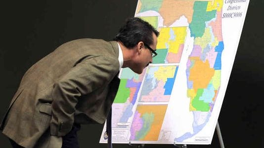 FL redistricting map