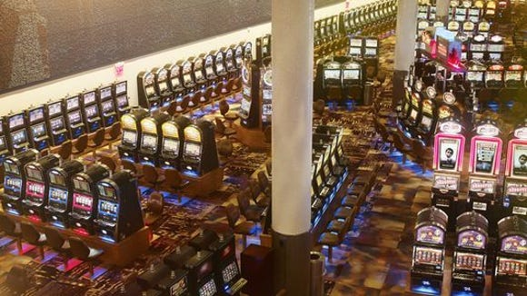 The Empire City Casino in Yonkers.