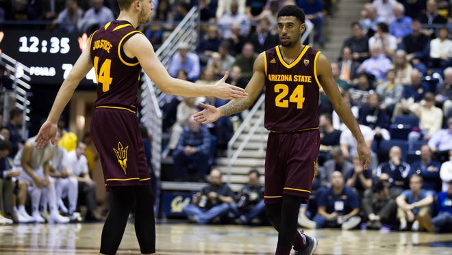 Andre Spight has left ASU's basketball program.