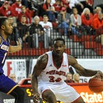 Photos: USD vs. WIU - Mens Basketball