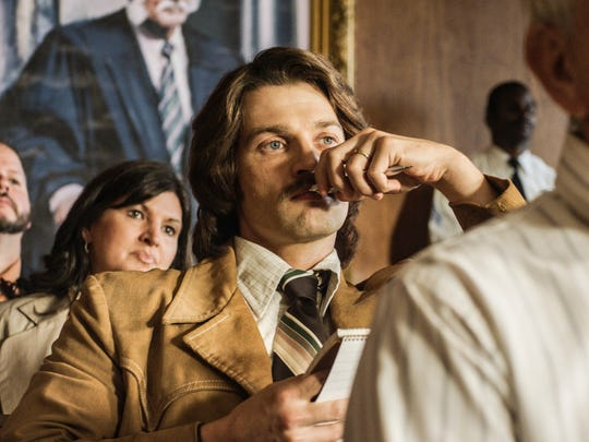 """Mike Vogel plays a reporter who sets out to debunk the underpinnings of Christianity in """"The Case for Christ."""""""