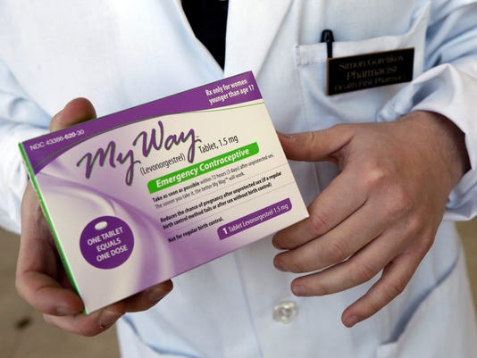 emergency contraceptive