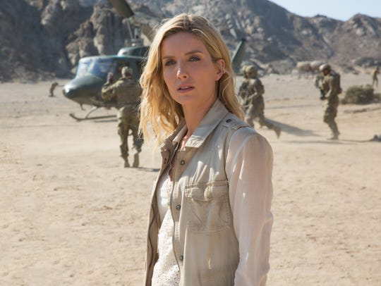 Archaeologist Jenny Halsey (Annabelle Wallis) becomes