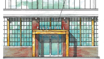 Greenville's newest co-working space coming to former Plush Mill on Easley Bridge Road