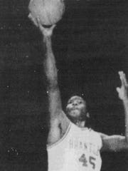Chuck Person averaged 33 points and 20 rebounds as a Brantley senior in 1982.