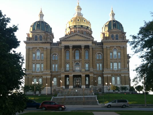 Statehouse, north side