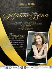 """Guam Symphony Society and KPRG will presents """"An Evening"""