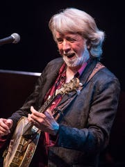 John McEuen left the Nitty Gritty Dirt Band in 2017.