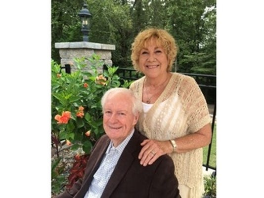 Anniversaries: Harry Mitchell & Margarette Mitchell