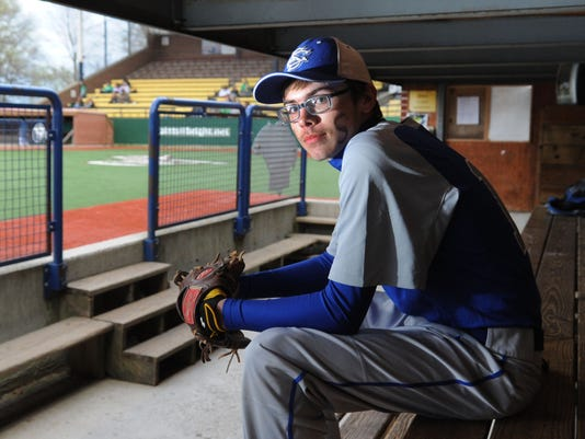 ALEC PINKERTON FEATURE-PART ONE, alec pinkerton, southeastern baseball, cancer, melinda snyder