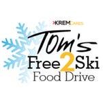 Tom's Free 2 Ski Food Drive