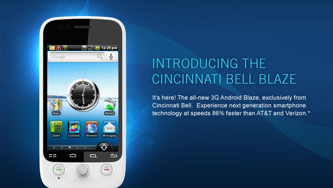 Cincinnati Bell is upgrading its wireless customers.
