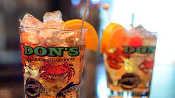 Don's Seafood & Steakhouse downtown recently began