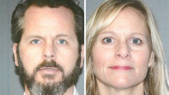 Todd Courser and Cindy Gamrat have filed separate lawsuits against the state House of Representatives.