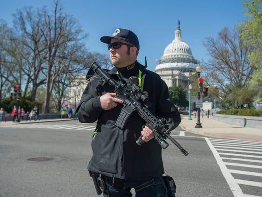 EPA USA WASHINGTON SHOOTING CLJ CRIME USA DC