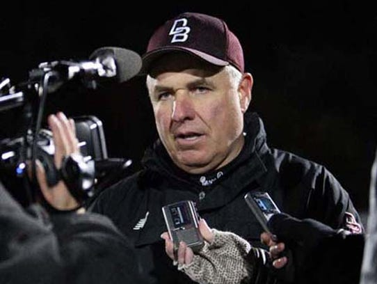 Former Don Bosco coach Greg Toal helped put New Jersey