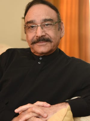Kurshid A. Khan, Vice President of the Islamic Association of Greater Shrevepor