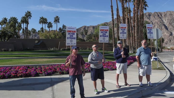 Labor dispute could impact quality of Golf Channel broadcast of CareerBuilder Challenge
