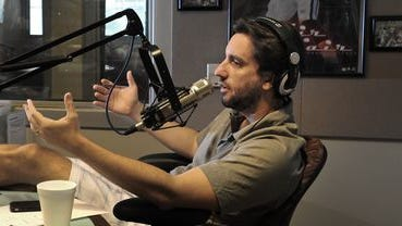 Nashville-based Clay Travis has turned himself into a sports media brand