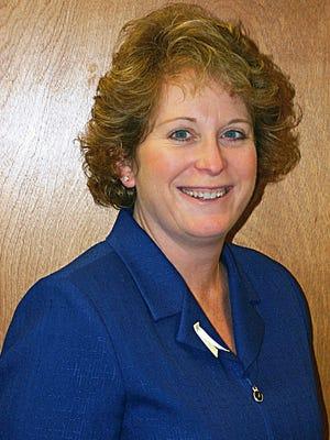 Fairfield Schools Treasurer Nancy Lane