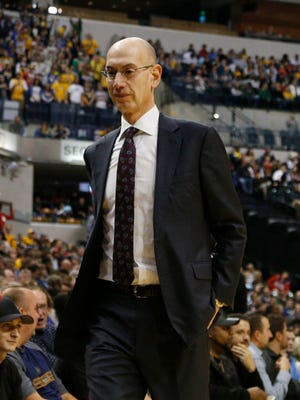 NBA Commissioner Adam Silver and NBPA Michele Roberts were able to work out a new CBA that the players ratified Friday.
