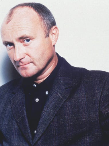 "1096415 (BC-BPI-COLLINS) He's viewed as a superstar, but Phil Collins still wonders about fitting into today's fast-chanqing music scene.  Some of his albums have caught the public's fancy, some haven't. So he's eager for a reaction to his new disc, ""Dance into the Light.  It is a more upbeat, more world-music-influenced album than past efforts, despite being made while he's endured a messy divorce and been ridiculed in the British tabloids. BPI DIGITAL PHOTO  JULIAN BOARD ORG XMIT: BPI15"