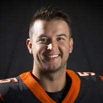 Bengals QB McCarron: 'I absolutely loved my time in Cincinnati'