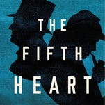 """""""The Fifth Heart"""" is Dan Simmons' latest fiction work."""