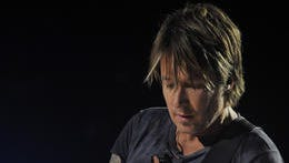 Keith Urban performs at CMA Fest at LP Field in Nashville in this June 7 file photo.