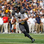 Missouri quarterback Maty Mauk, who has passed for 978 yards and rushed for 115 yards, gives USC's struggling defense a dual-threat challenge.