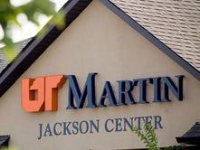 UT Martin campus in Jackson.