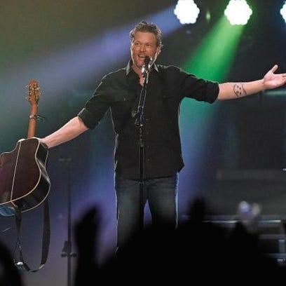 Traffic advisory issued for Blake Shelton concert at CenturyLink Center
