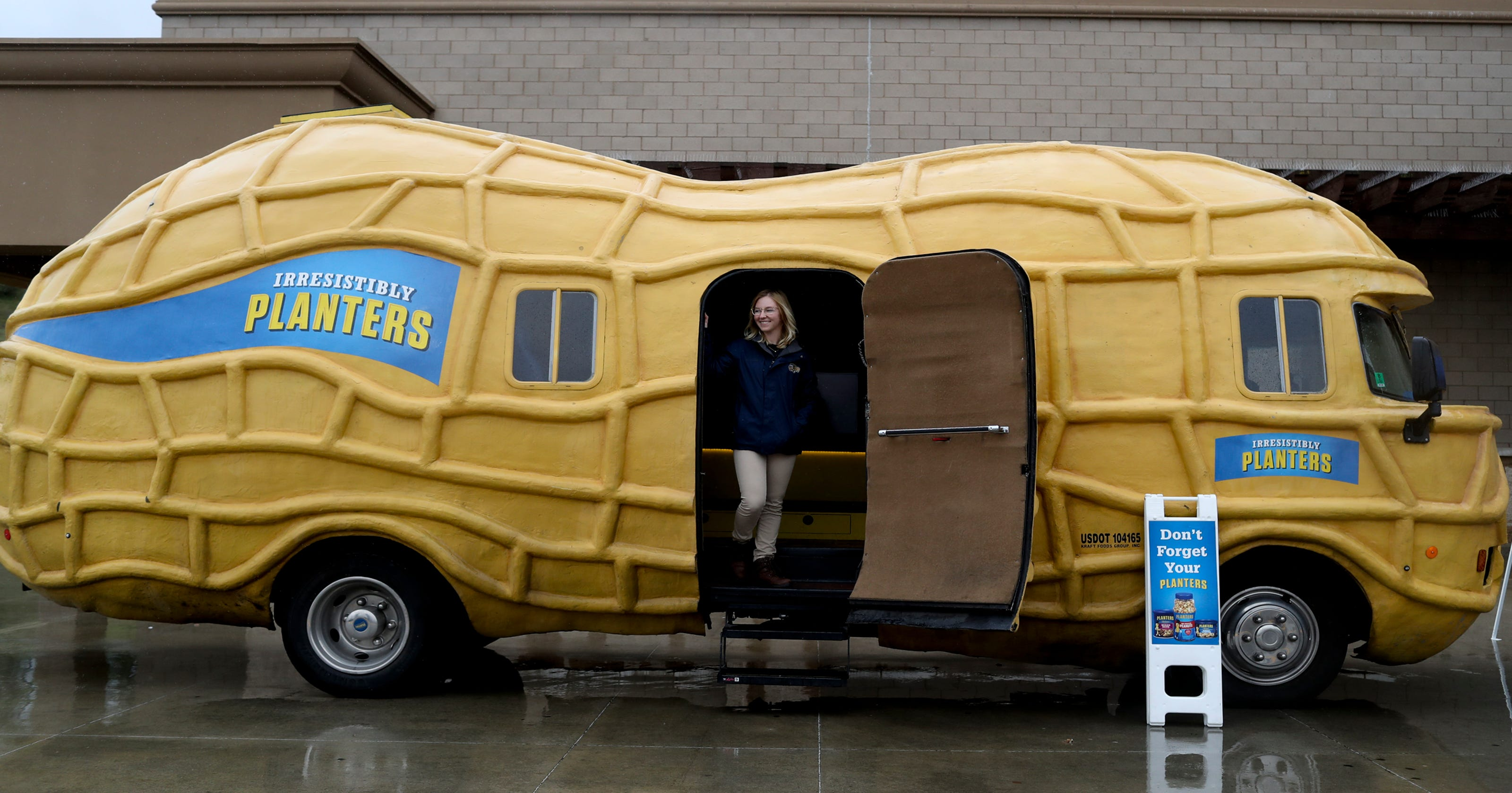 nutmobile making rounds in redding this weekend