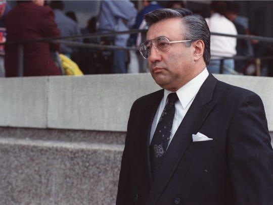 Former Wayne Mayor Louis Messercola leaving federal