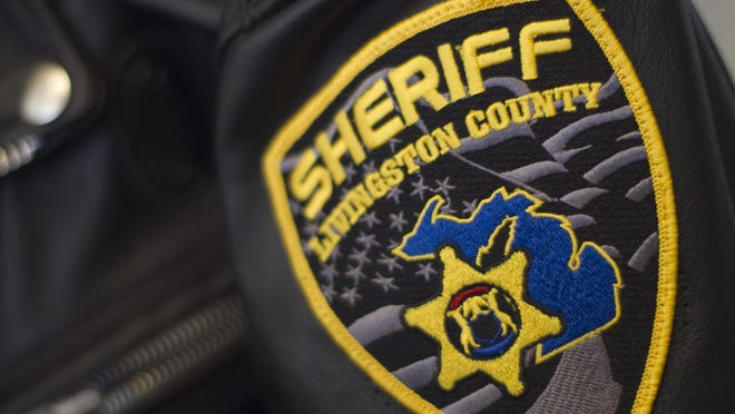A Gregory man was killed Wednesday when a tree fell on his vehicle.