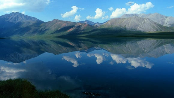 The Arctic National Wildlife Refuge in Alaska is the