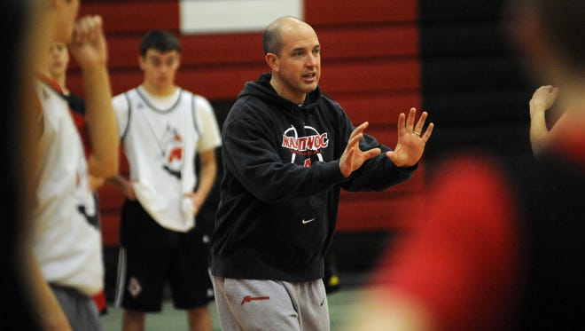 After seven seasons, Brian Gallagher has resigned as the boys basketball coach at Manitowoc Lincoln.