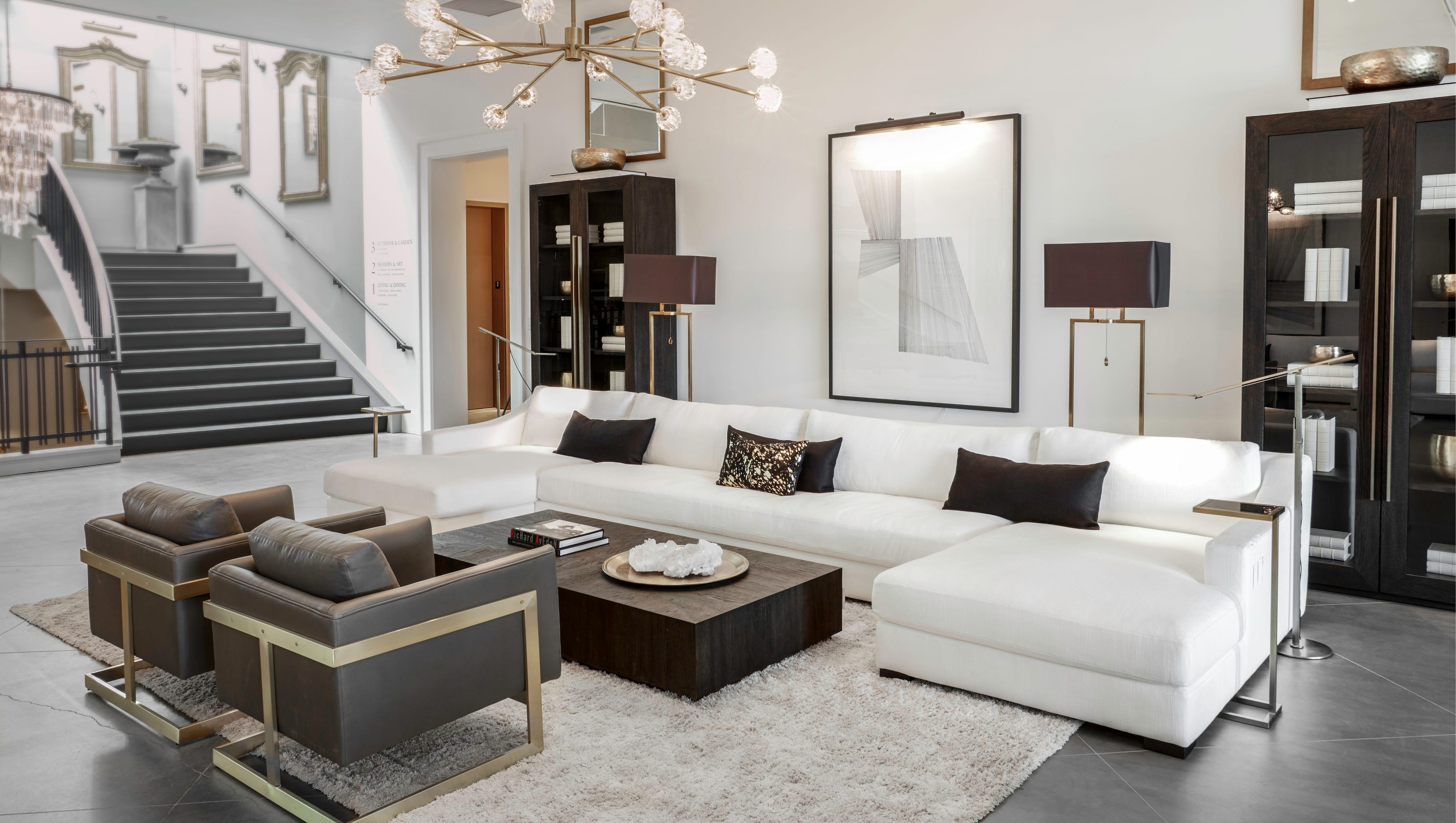 3 Bedroom Mobile Homes Inspired Interiors Restoration Hardware Launches Modern