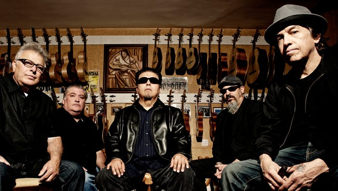 Los Lobos will play 7:30 p.m. Sunday, March 22, at the Elsinore Theatre.