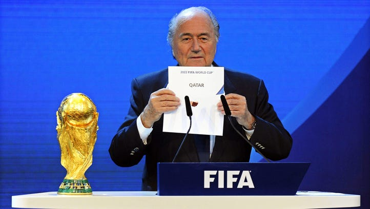 In 2010, Qatar was awarded the 2022 World Cup.